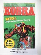 Kobra Comic
