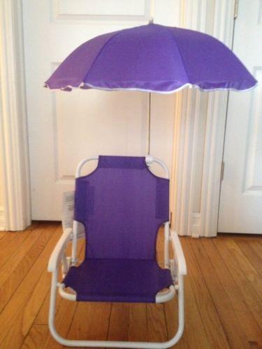 Kids Beach Chair Ebay