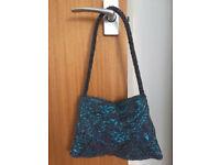 Brand New Beaded Handbag From India