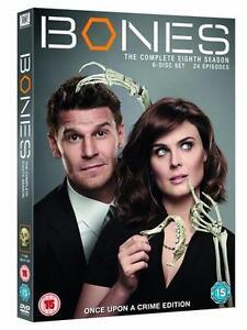 Bones: Season 8 (6 Discs) - DVD