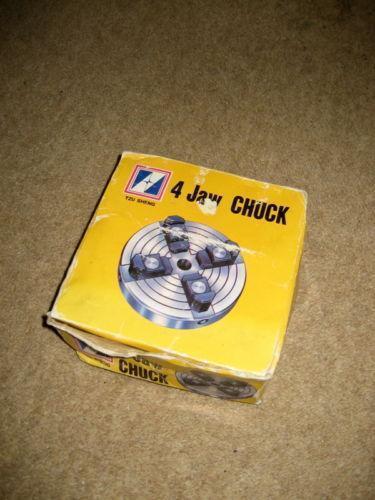 4 Jaw Chuck