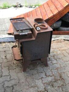 Free wood stove