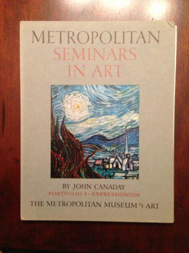 metropolitan seminars  art ebay