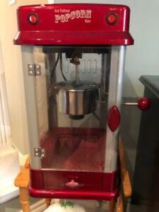 Hot Oil Popcorn Maker