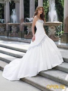 Used Sophia Tolli wedding dress $350 OBO Edmonton Edmonton Area image 1