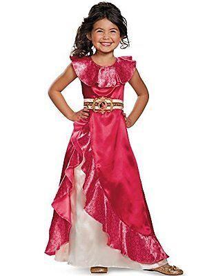 Disguise Elena Adventure Dress Classic Elena Of Avalor Disney Costume