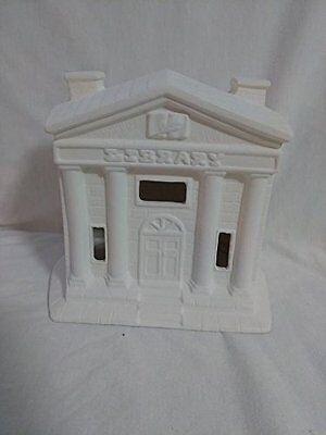 "Керамика под покраску Village Library 5"""