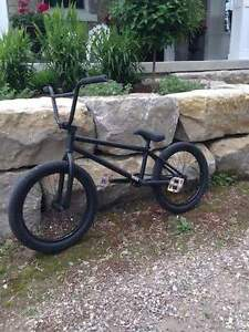 FLY! Proton, black with ODSY parts, pivotal seat and brand new h
