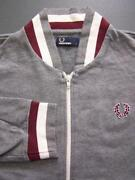 Mens Fred Perry Tracksuit Top