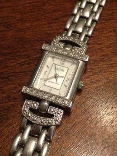 Ecclissi Silver Ladies Watch Ebay
