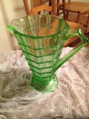 Tea Room Depression Glass Ebay