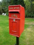 Antique Post Box