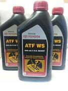 Toyota Transmission Fluid