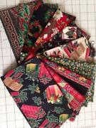 Lot Cotton Fabric Yards