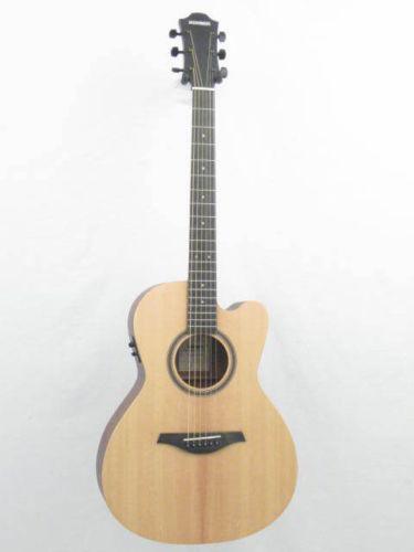 hohner acoustic electric guitar ebay. Black Bedroom Furniture Sets. Home Design Ideas