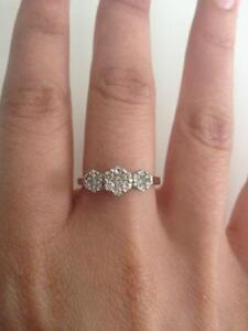 H Samuel Engagement Ring
