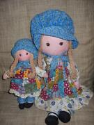 Knickerbocker Holly Hobbie Doll