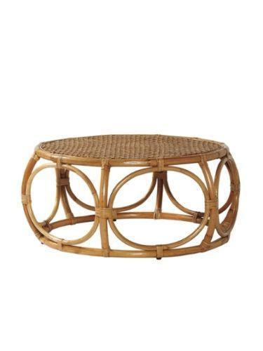 Rattan Coffee Table Ebay