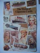 Cigarette Card Books
