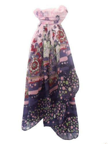 Italian Silk Scarf Clothing Shoes Accessories Ebay