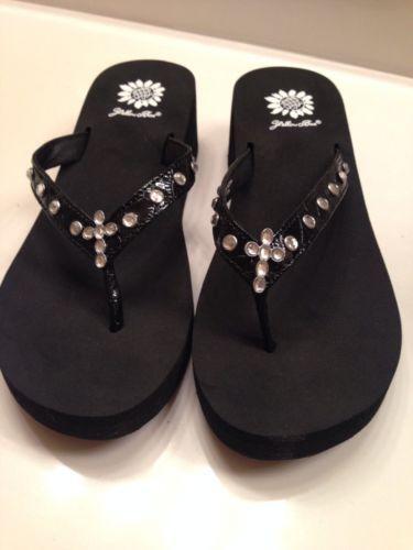 Cross Flip Flops Ebay