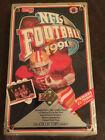 Upper Deck 1991 Season Box Football Trading Cards