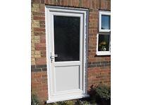 White uPVC doors for sale