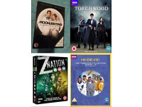 AM LOOKING FOR ANY OF THESE DVD BOX SETS