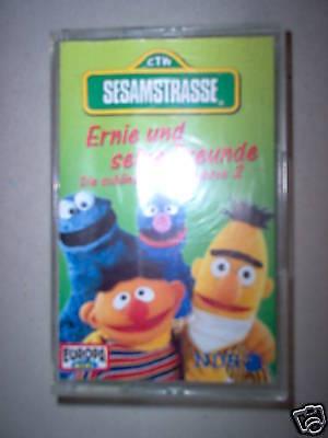 XXXX Sesamstrasse , Ernie und seine Freunde