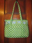 Vera Bradley Apple Green