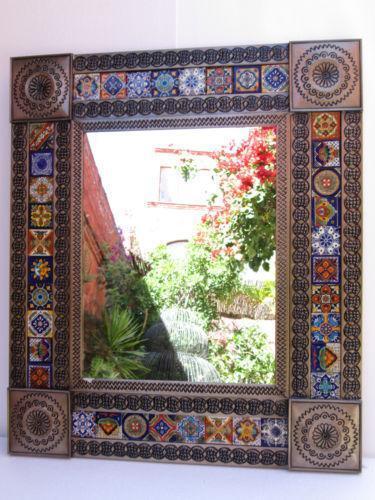 Talavera Mirror Ebay