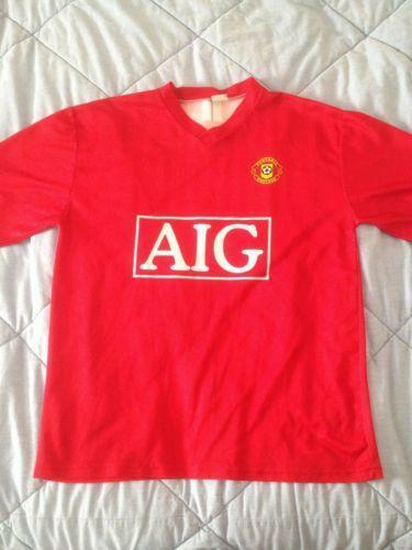 Ronaldo Manchester United Jersey  f1c238a8381a9
