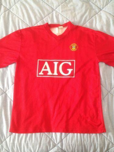 1116e5eb78a08 Ronaldo Manchester United Jersey
