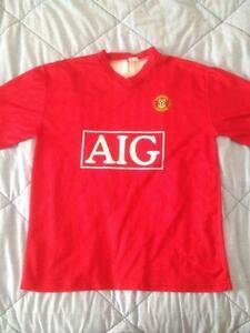 d8269a6a78da9 Ronaldo Manchester United Jersey