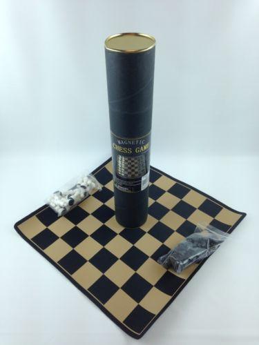 Roll Up Chess Set Ebay