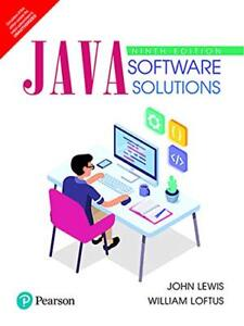 Java Software Solutions, 9E By Lewis