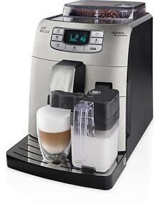 Saeco Intelia Evo Super-automatic  espresso machine  One touch Espresso and Cappuccino