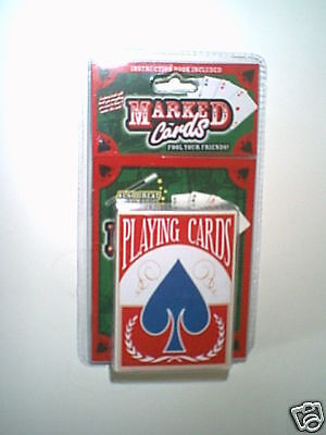 5 LOT MAGIC TRICK CARDS PLAYING MARKED CARD GAME NOVELTY DECKS @@ MY OTHER ITEMS - Wholesale Novelty Items