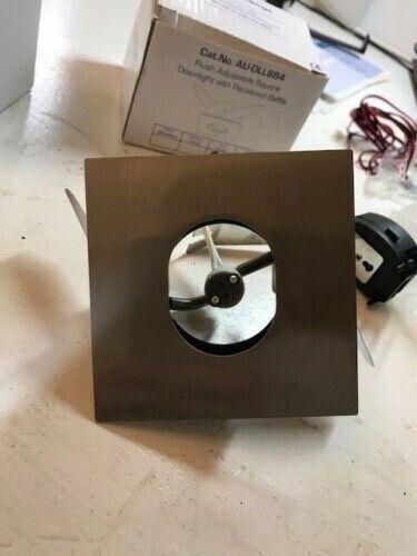 promo code c6086 aa697 Aurora Stealth Low Voltage Flush adjustable downlight x 2 | in Penryn,  Cornwall | Gumtree