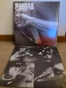 Pantera Vinyl