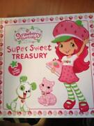 Strawberry Shortcake Book Lot