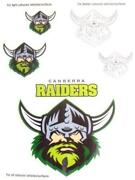 Canberra Raiders Stickers