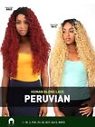 Human Hair Lace Front Long Curly Wigs