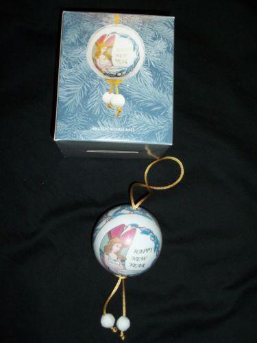 Swarovski Christmas Ball Ornament