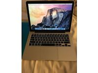 APPLE MACBOOK PRO REITNA DISPLAY 2014 2.6GHZ INTEL CORE i5 8GB RAM 256GB EXCELLENT