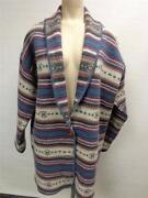 Wool Blanket Jacket