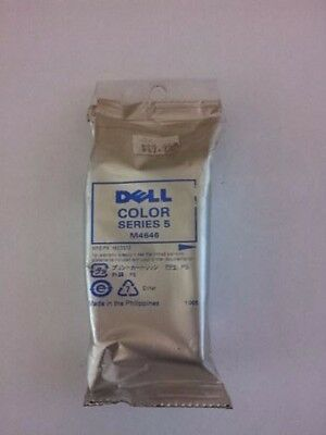 Dell Series 5 M4646 tri color HC HY XL ink jet cartridge printer 942 944 946 PSC Colour Jet Printer Series