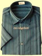 Mens Business Short Sleeve Shirts