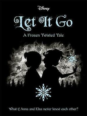 Disney Twisted Tales: Let It Go Frozen Villians Paperback Present Gift