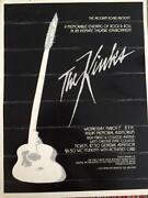 Kinks Poster